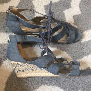 Bandolino sandals size 8.5